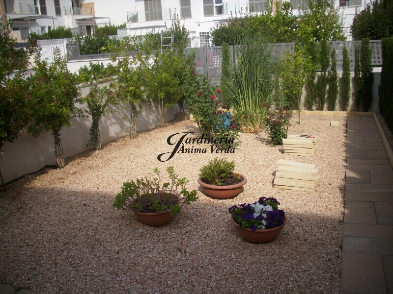 Cubierta del terreno jardineria nima verda for Jardineria la noguera